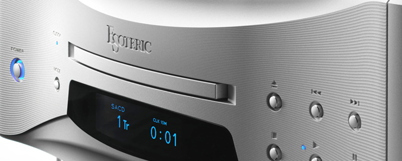 SACD/CD PLAYER