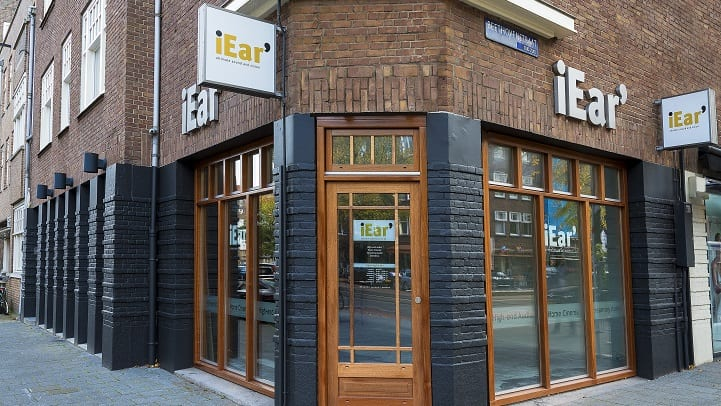iEar - Ultimate sound and vision Amsterdam