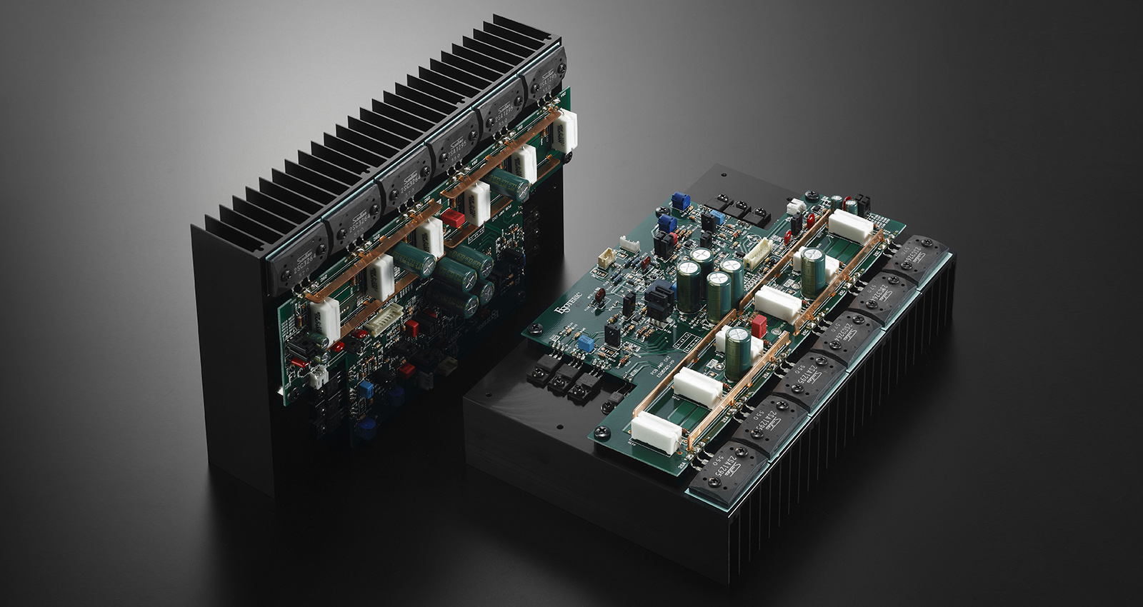 Esoteric F-03A Integrated Amplifier Made In Japan F-03a_heatsink