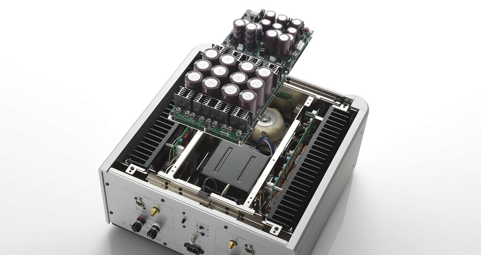 Esoteric S-02 Stereo Power Amplifier Made In Japan S-02_interior