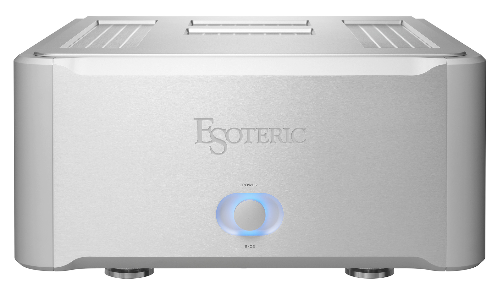 Esoteric S-02 Stereo Power Amplifier Made In Japan S-02_main
